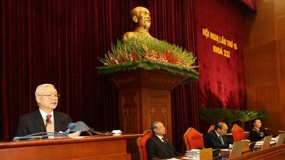 Insta máximo dirigente de Vietnam a ultimar preparativos del XIII Congreso Nacional del Partido Comunista