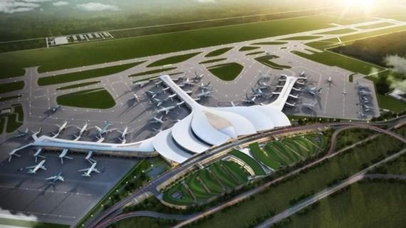 Construirán cuatro vías para conectar megaproyecto de aeropuerto en Vietnam