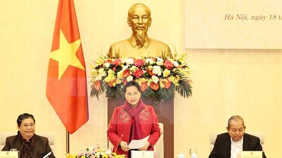 Efectúan segunda reunión del Consejo Electoral Nacional de Vietnam