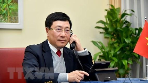 Vietnam confirma apoyo a Brunei para materializar objetivos de ASEAN en 2021