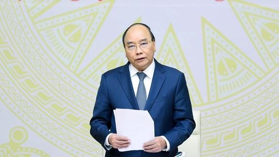 Primer ministro de Vietnam pide buscar nuevos impulsos para el desarrollo