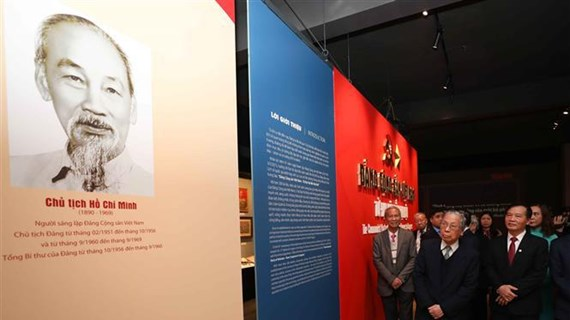 Un recorrido por congresos del Partido Comunista de Vietnam, a través de fotos