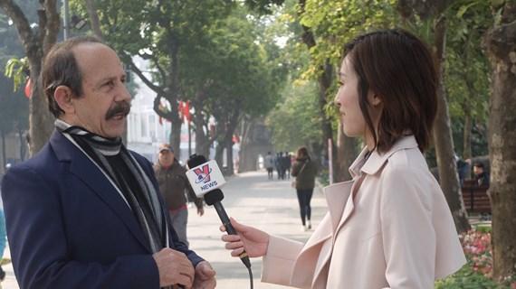 Congreso Nacional partidista garantizará presente y futuro de Vietnam, afirma periodista cubano