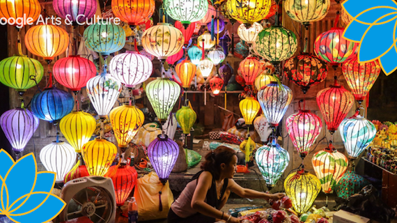 Google Arts & Culture honra las maravillas de Vietnam