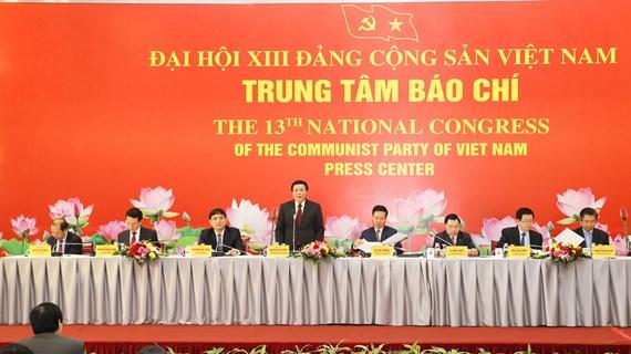 XIII Congreso Nacional del Partido: Por una estructura de personal razonable