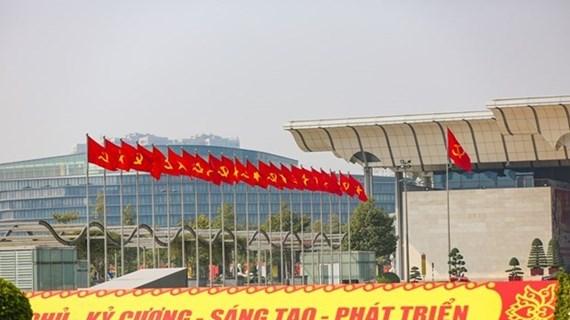 Partido Comunista de Vietnam guía al país por senda del triunfo