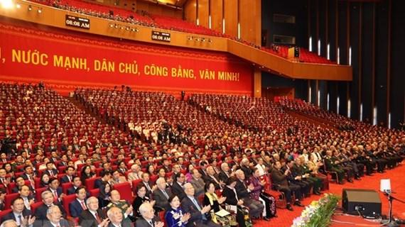 Emiten comunicado de prensa de sesión inaugural del XIII Congreso Nacional del PCV