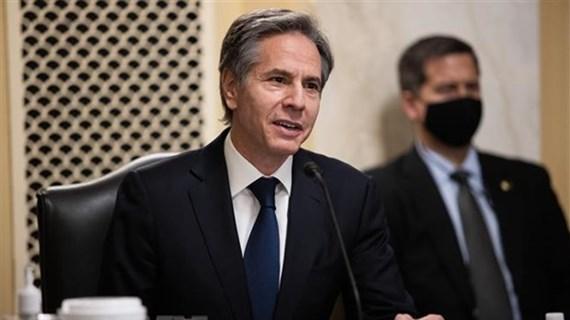 Felicita Vietnam a nuevo secretario de Estado de EE.UU.