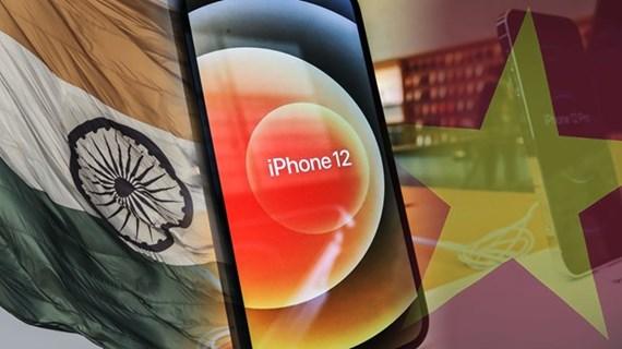 Apple comenzará producción de iPad en Vietnam a mediados de 2021