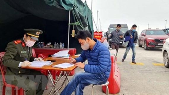Primer ministro de Vietnam insta a intensificar prevención y control del COVID-19