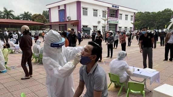 Vietnam reporta nueve casos nuevos del COVID-19 en Hai Duong