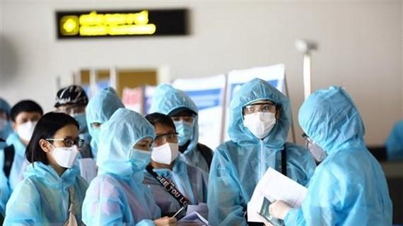 Vietnam elabora plan para reanudar vuelos de repatriación
