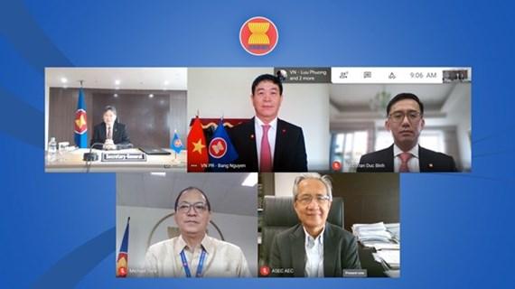 Secretario general de la ASEAN aprecia éxito de Vietnam en Año Presidencial de ASEAN 2020