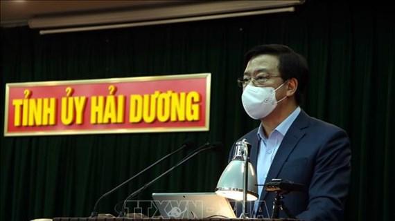 Provincia vietnamita de Hai Duong terminará la aplicación de distanciamiento social este miércoles