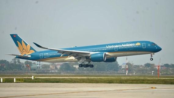 Vietnam Airlines reanuda vuelos a aeropuerto internacional de Van Don