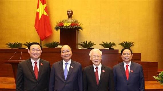 Siguen llegando felicitaciones de líderes mundiales a dirigentes de Vietnam