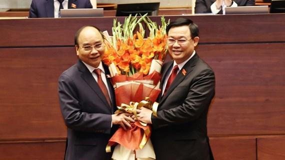 Continúan llegando cartas de felicitación a nuevos dirigentes de Vietnam