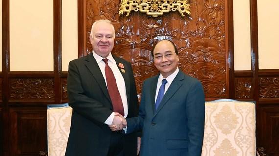 Aprecian la asociación estratégica integral Vietnam- Rusia