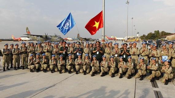 Vietnam contribuye activamente al mantenimiento de paz, afirma alto funcionario