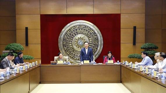 Exigen fomentar papel de Comisión de Asuntos Judiciales en Parlamento de Vietnam