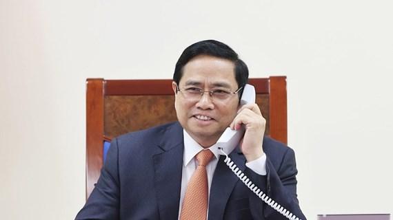 Ratifican Singapur y Vietnam esfuerzos por enriquecer lazos binacionales