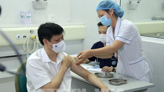 Proceso de vacunación contra COVID-19 en Vietnam se implementa con mayor seguridad