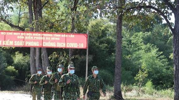 Ejército de Vietnam fortalece lucha antiepidémica frente al COVID-19