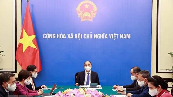 Buscan agilizar lazos entre Vietnam y Francia
