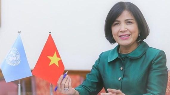 Vietnam comparte en OMC experiencias sobre economía circular
