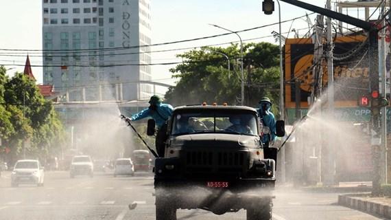 Vietnam reporta 155 casos nuevos del COVID-19