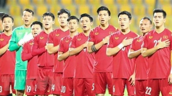 Vietnam presente en sexto bombo para sorteo de clasificación final de Asia al Mundial de Qatar 2022