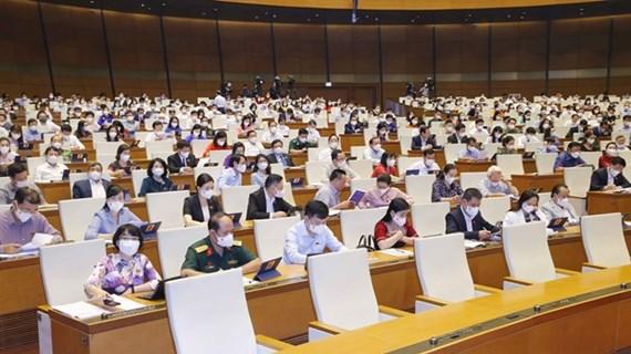 Prosigue primer período de sesiones del Parlamento de Vietnam