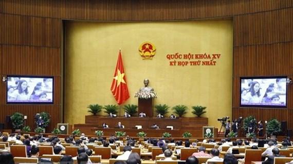 Concluye octava jornada de período de sesiones parlamentarias de Vietnam