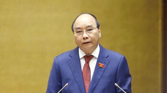 Líder de Corea del Sur felicita al presidente vietnamita Nguyen Xuan Phuc