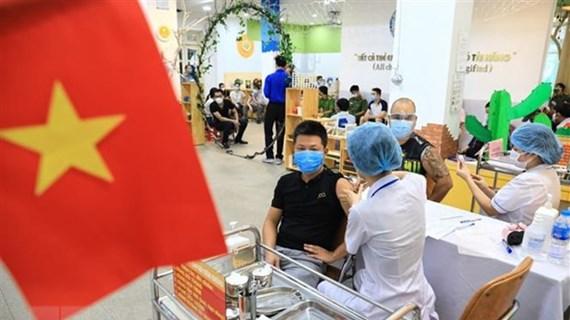 Periódico alemán destaca esfuerzos en lucha antiepidémica de Vietnam