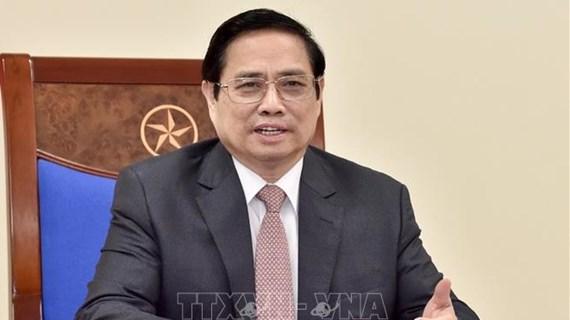 Primer ministro de Vietnam conversará vía telefónica con su homólogo de Austria