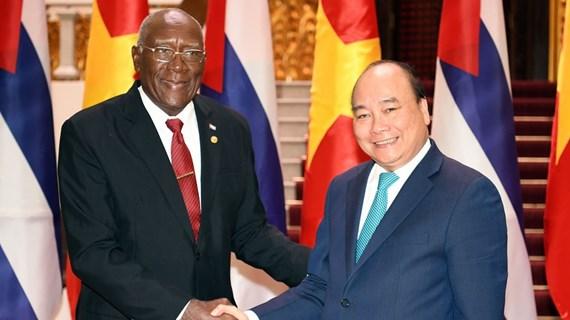 Visita del presidente de Vietnam a Cuba afirma la continuidad de las relaciones bilaterales de solidaridad