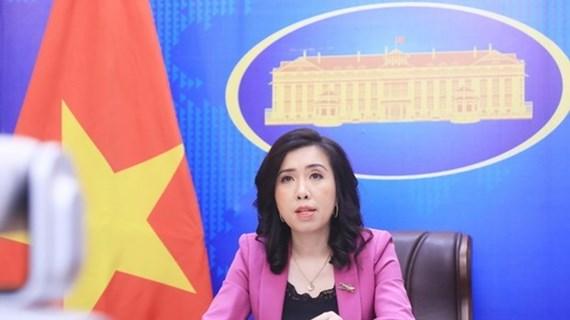 Vietnam llama a países a contribuir a la paz regional y mundial