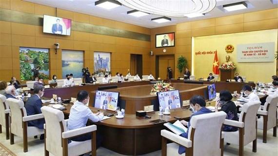 Debaten en Vietnam recuperación socioeconómica en etapa pospandémica