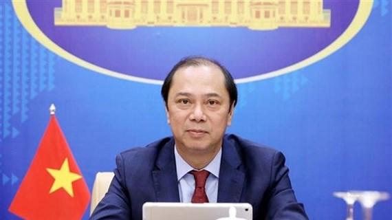 Agilizan Vietnam y Canadá cooperación en respuesta al COVID-19