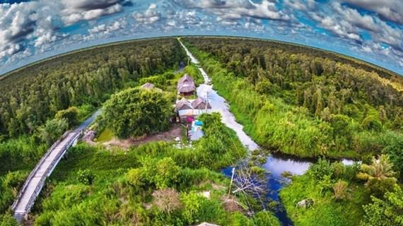 Lanzan en Vietnam proyecto millonario sobre adaptación a cambio climático