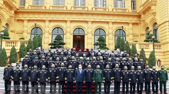 Vietnam honra a combatientes de la ruta marítima Ho Chi Minh
