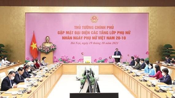 Vietnam crea condiciones para fomentar el papel de la mujer