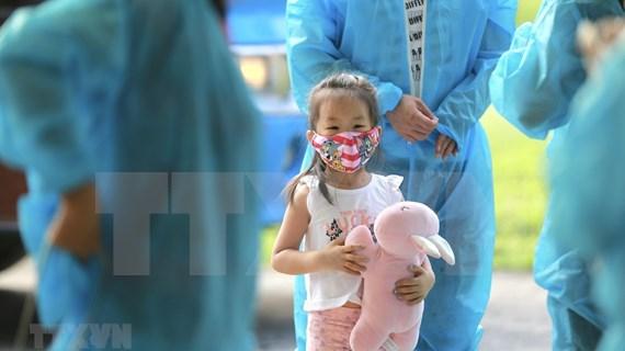 Vietnam trabaja por apoyar a mujeres y niños afectados por el COVID-19