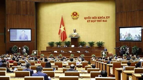 Parlamento de Vietnam considerará aprobación de diferentes proyectos de leyes