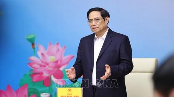 Exigen controlar expeditivamente nuevos brotes de COVID-19 en localidades vietnamitas