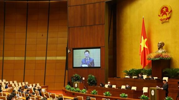 Concluye Parlamento vietnamita tercera jornada de segundo período de sesiones