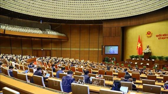 Segundo período de sesiones del Parlamento de Vietnam proseguirá intensa agenda