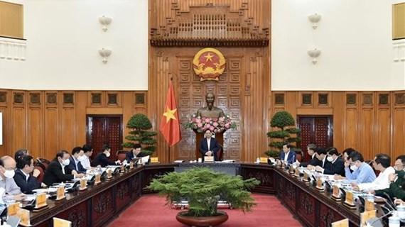 Primer ministro vietnamita pide garantizar eficiencia de recuperación socioeconómica