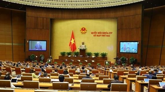 Prosigue Parlamento vietnamita debates sobre proyectos de leyes